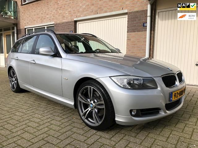 BMW 3-serie Touring 318d Corporate Lease Business Line M-pack,facelift,navi,clima