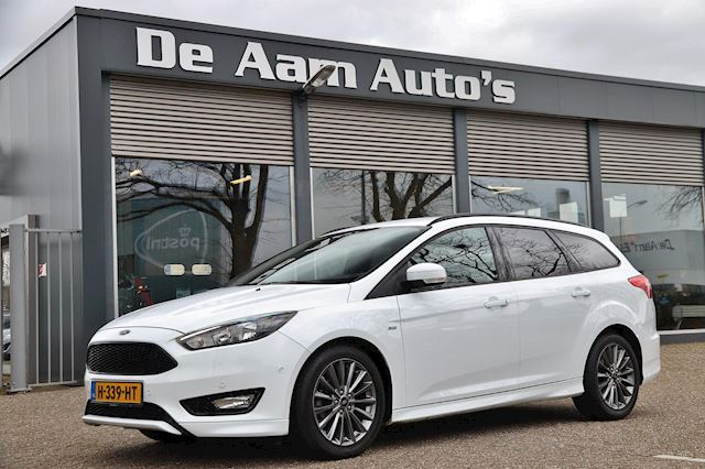 Ford Focus Wagon 1.0 ST-Line  Navi 23.000 Km
