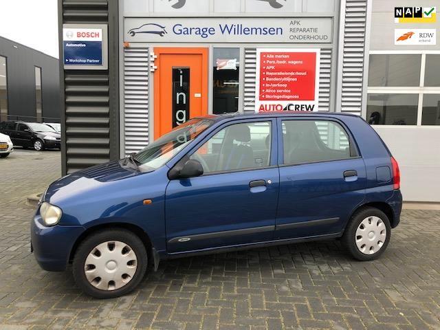 Suzuki Alto occasion - Garage Willemsen