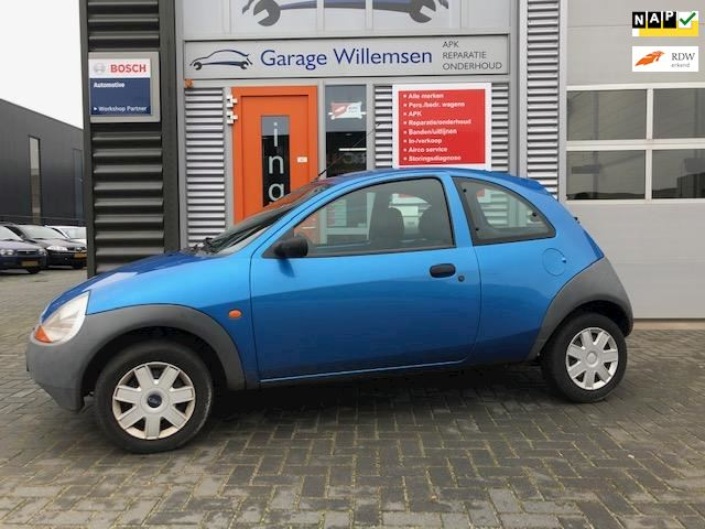 Ford Ka occasion - Garage Willemsen