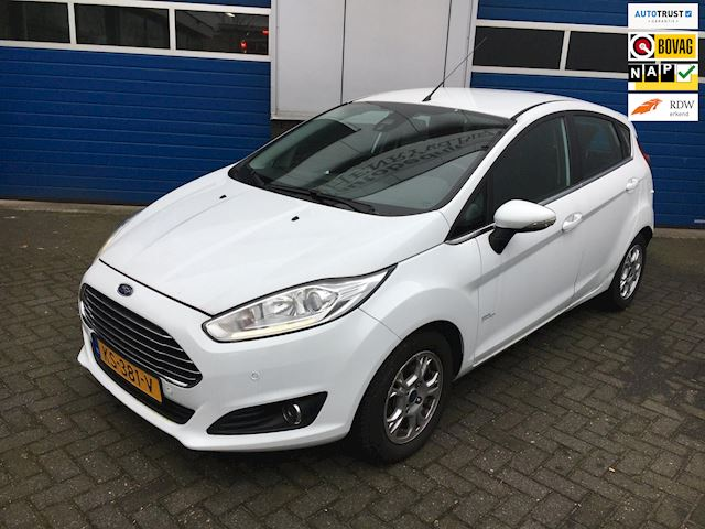 Ford Fiesta 1.5 TDCi Titanium Lease Edition