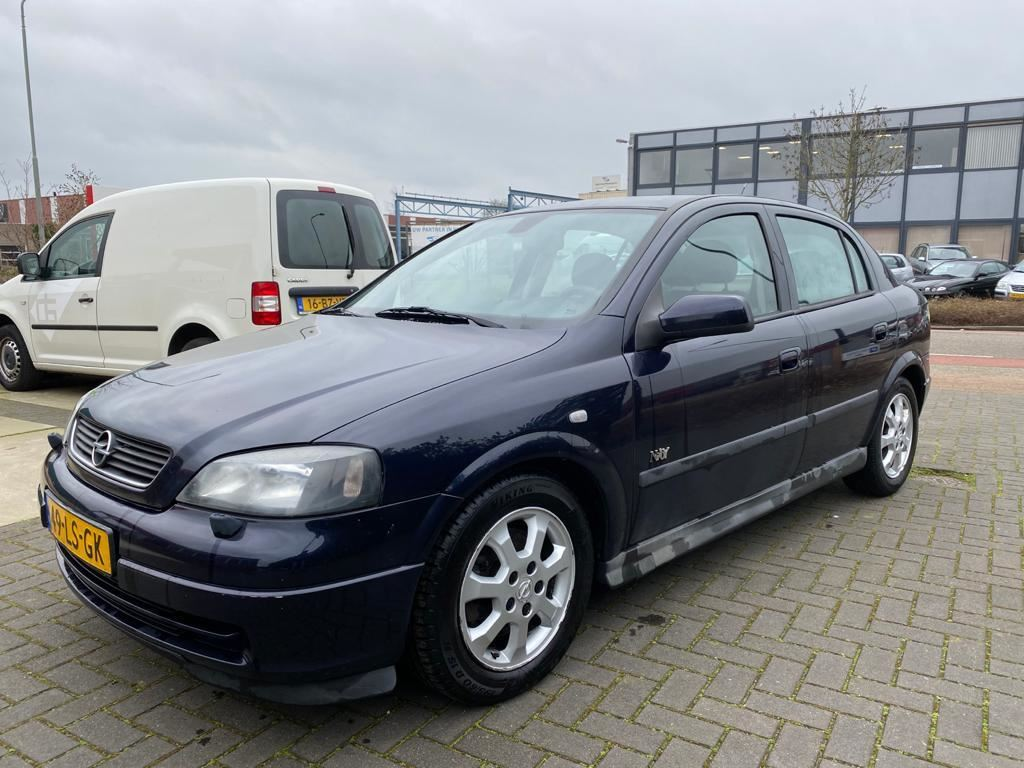 Opel Astra occasion - A2 Auto's