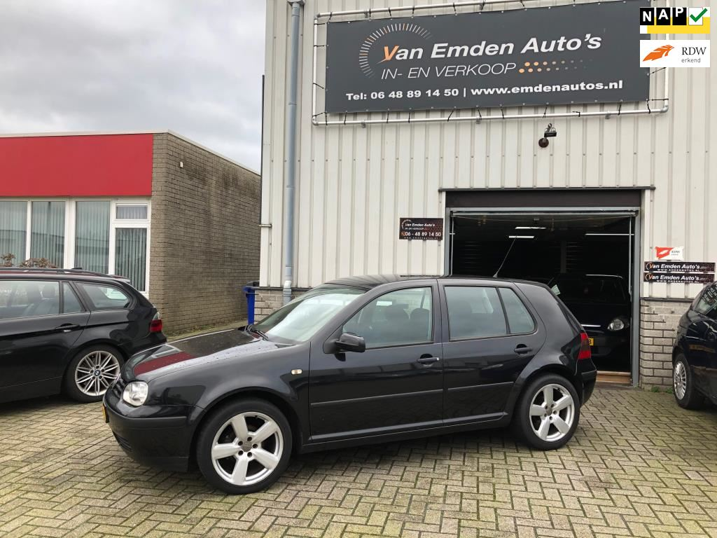 Volkswagen Golf occasion - Van Emden Auto`s