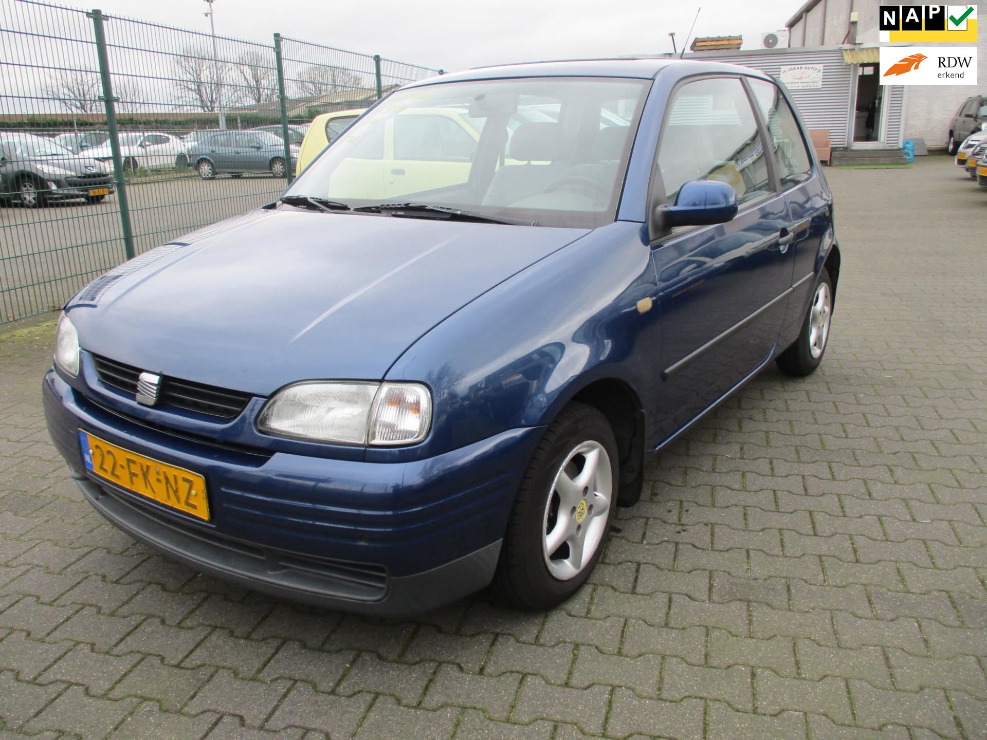 Seat Arosa occasion - Harry Jakab Auto's