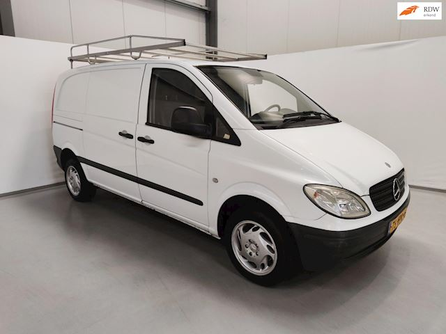 Mercedes-Benz Vito 109 CDI 320 Amigo / Marge / Imperial / Radio - CD