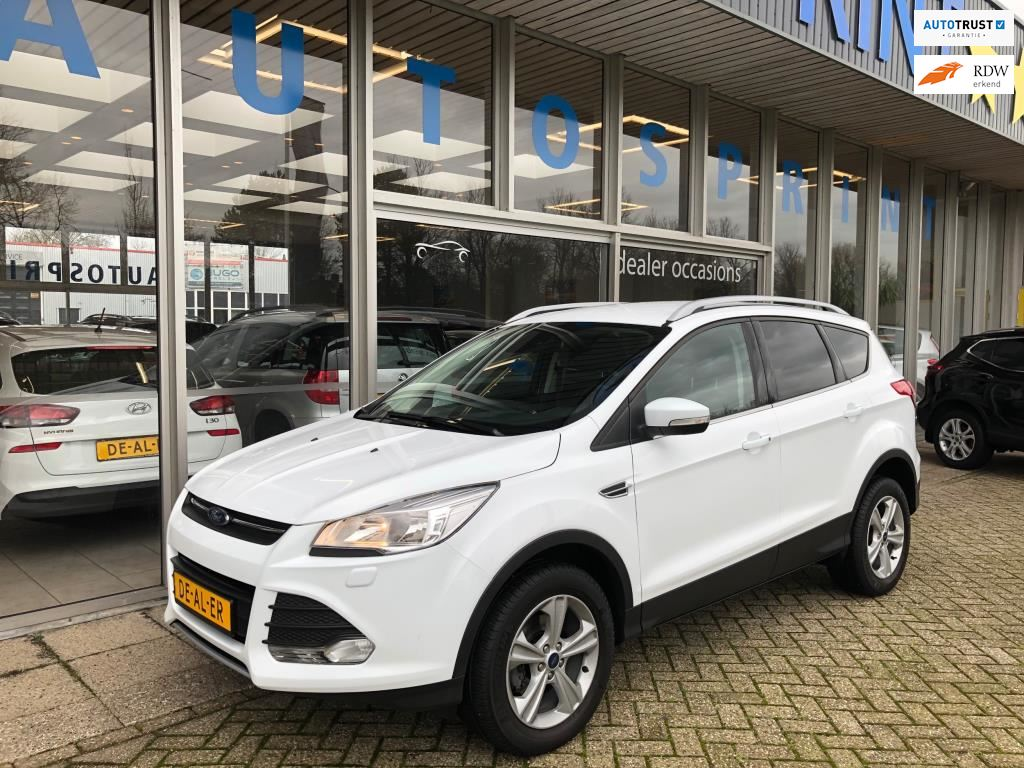 Ford Kuga occasion - Sprint Automobiel