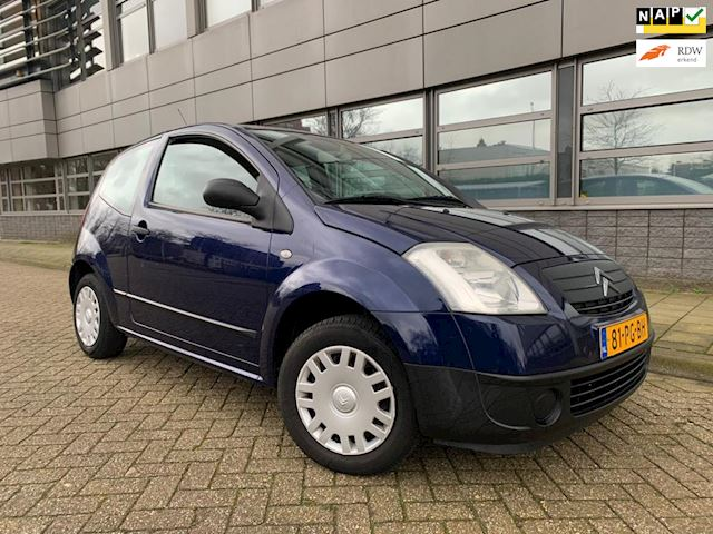 Citroen C2 1.1i Séduction NAP/NETTE AUTO/ONDERHOUDEN