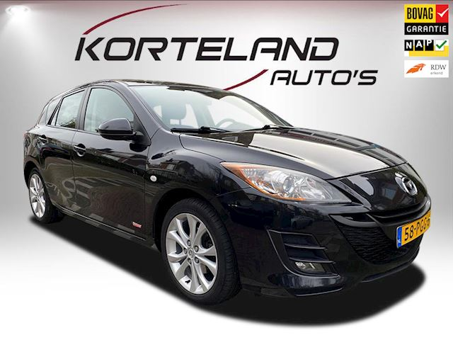 Mazda 3 occasion - Korteland Auto's