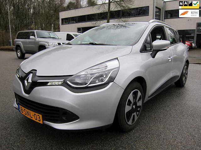 Renault Clio Estate 1.5 dCi ECO Expression NAVI CRUISE TELEFOON 149000 KM APK 11-2020!!