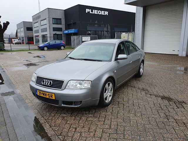 Audi A6 2.5 TDI MT YOUNGTIMER SPORT NAVI PDC ELECTR PAKKET VOL OPTIES