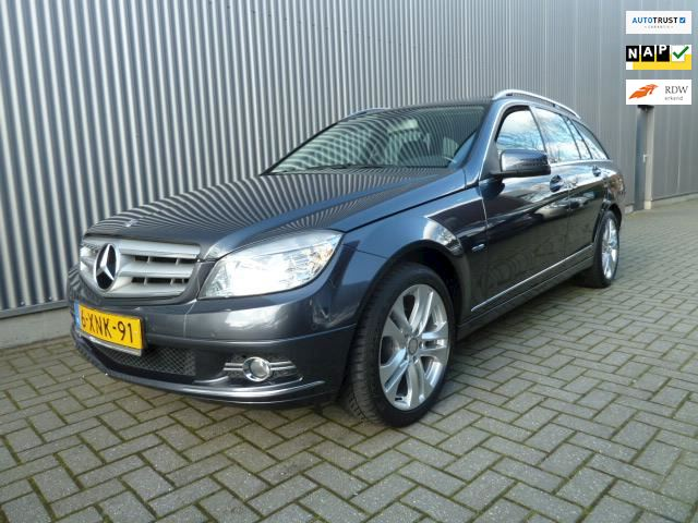 Mercedes-Benz C-klasse Estate 200 CDI BlueEFFICIENCY Business Class Avantgarde Euro5 diesel.