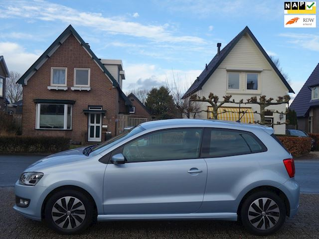 Volkswagen Polo 1.4 TDI BlueMotion 111.000 km