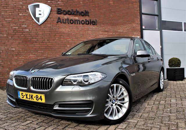 BMW 5-serie 535i HUD 360-camera Sportleder xDrive 1e eig. Nieuwstaat