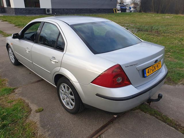 Ford Mondeo 1.8-16V First Edition APK 08-04-2021