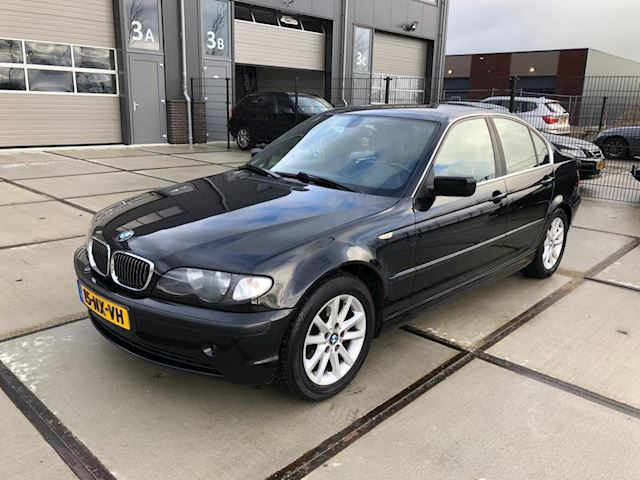 BMW 3-serie 316i Special Edition LPG/G3 AUTOMAAT LEER AIRCO NETTE AUTO!!