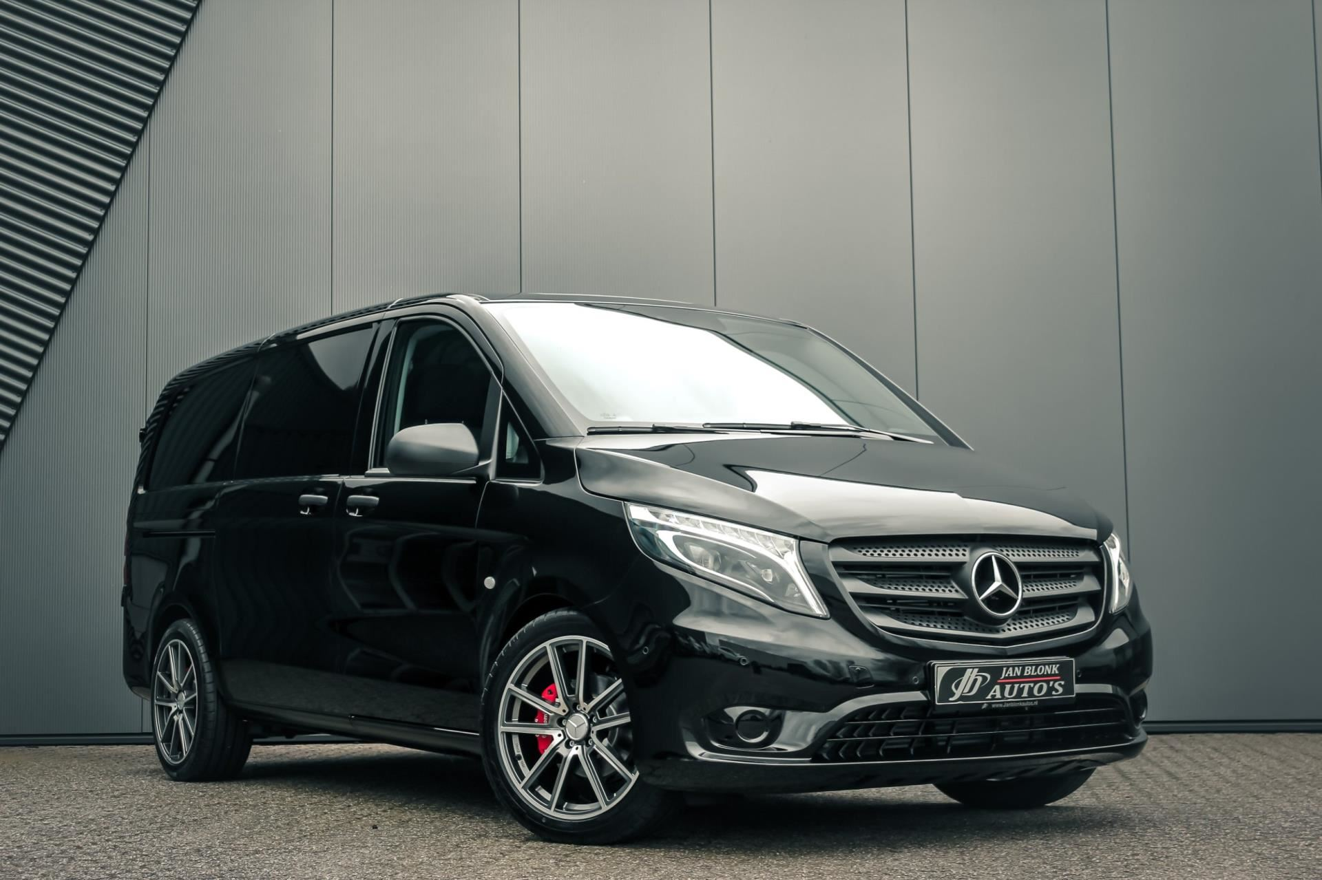 Mercedes-Benz Vito occasion - Jan Blonk Auto's