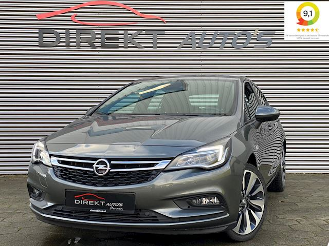 Opel Astra 1.4 Turbo 120 Jaar Edition /AUT/LANE ASSIST/CAMERA/STOELVERW