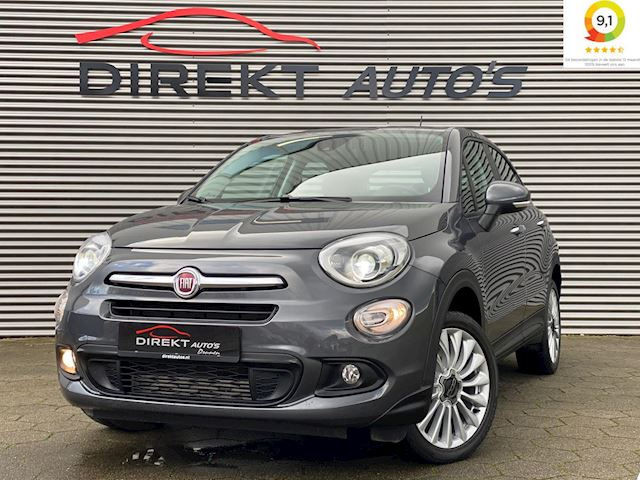 Fiat 500 X Cross 1.4 Turbo MultiAir Cross /LEDER/DAB/CAMERA/PARKEERHULP/VOL OPTIES