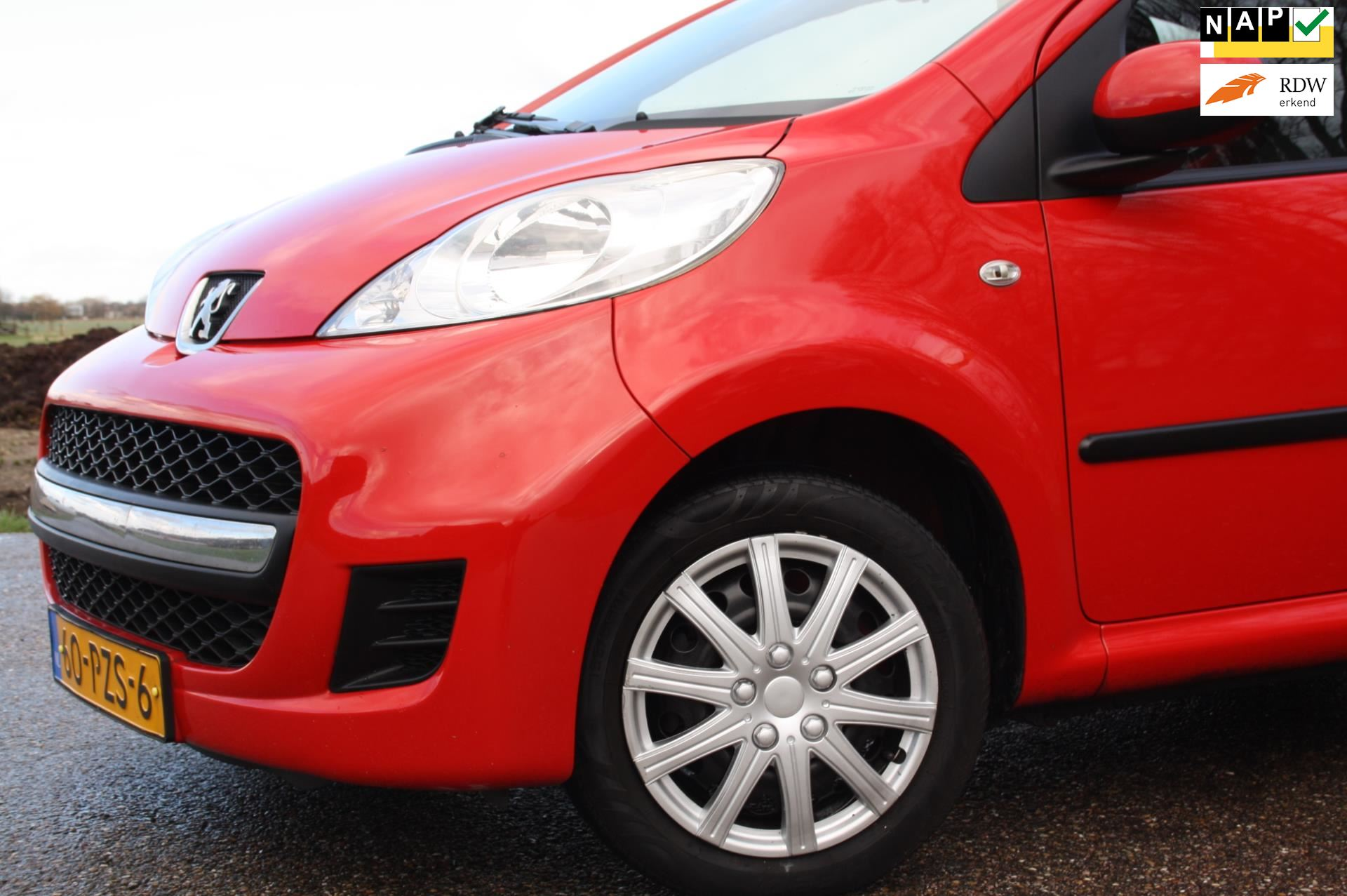 Peugeot 107 occasion - Favoriet Occasions