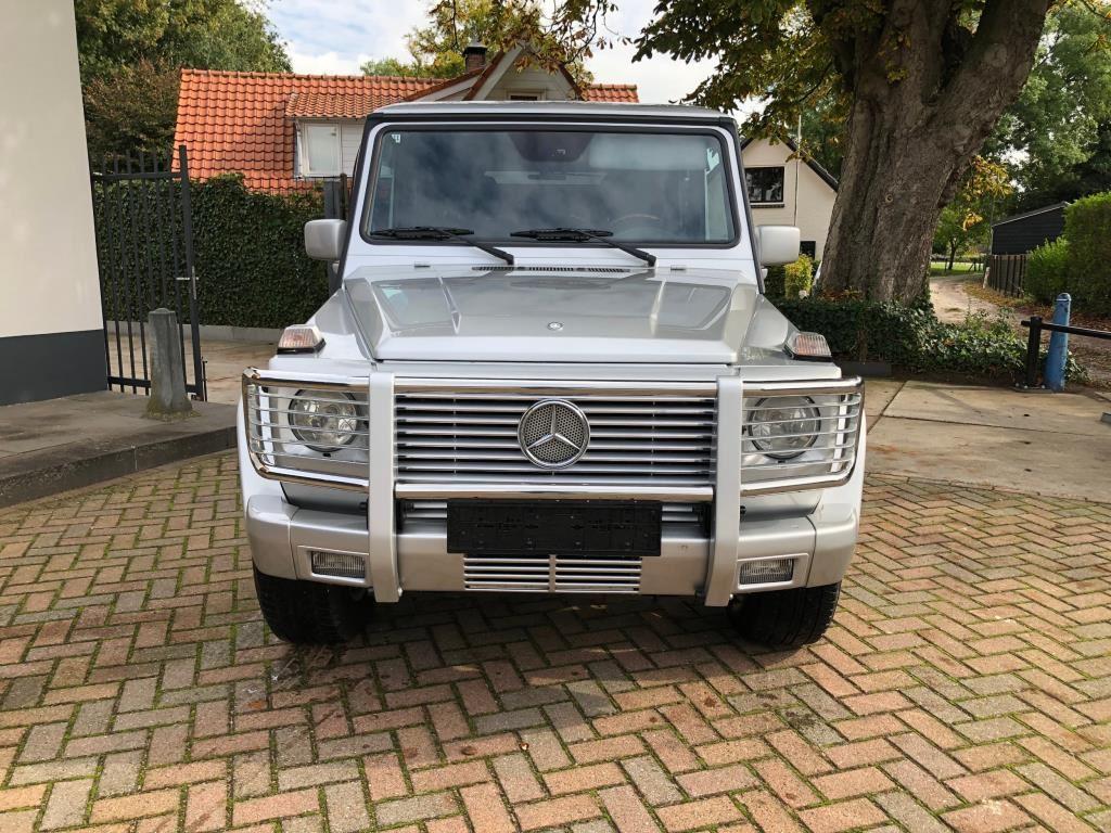 Mercedes-Benz G-klasse occasion - Autohandel Gerrit Prosman