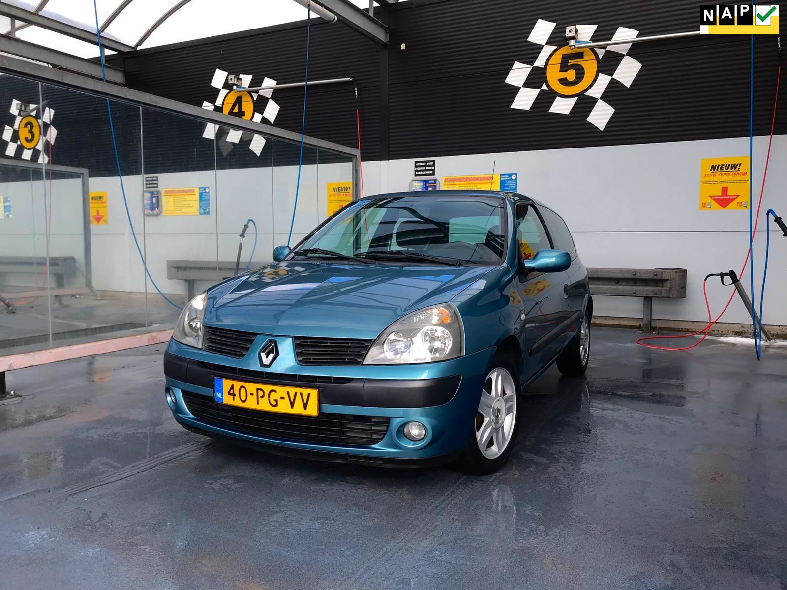 Renault Clio occasion - Pitstop Car Trading