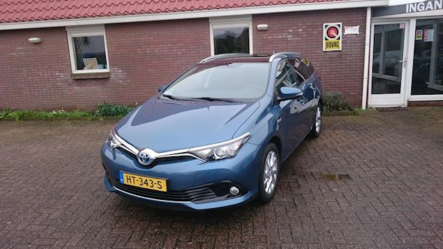Toyota Auris Touring Sports 1.8 Hybrid Lease Panodak