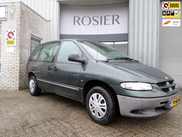 Chrysler Voyager occasion - Rosier Auto's