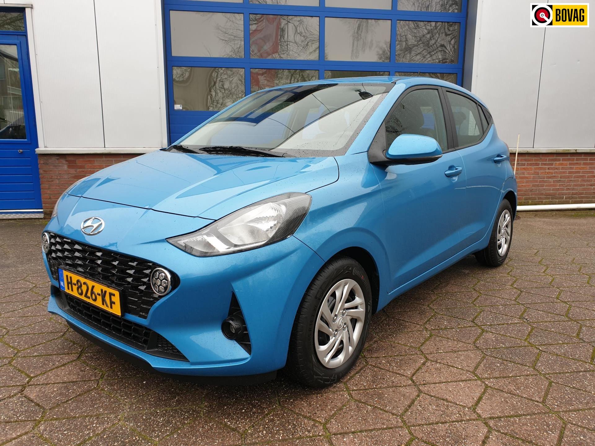 Hyundai I10 occasion - Autobedrijf  Maathuis Hengelo