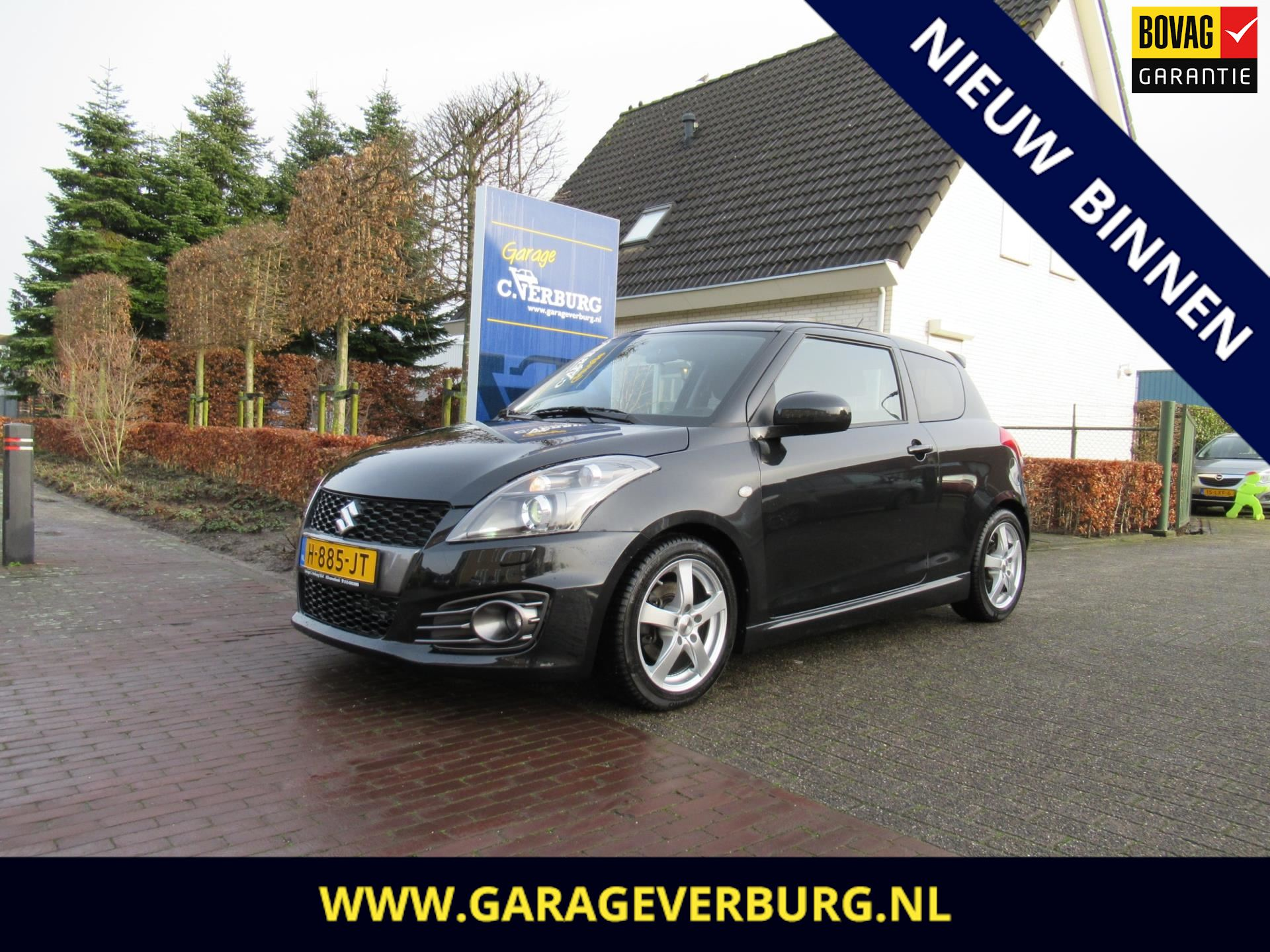 Suzuki Swift occasion - Garage C. Verburg VOF