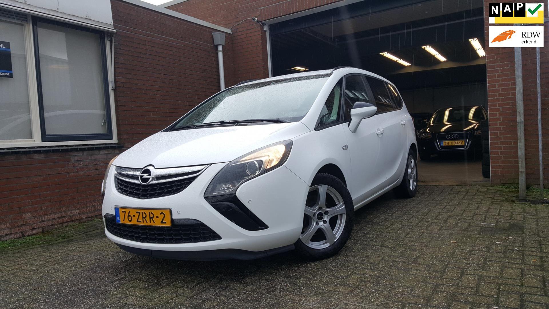 Opel Zafira Tourer occasion - B.O. Auto's