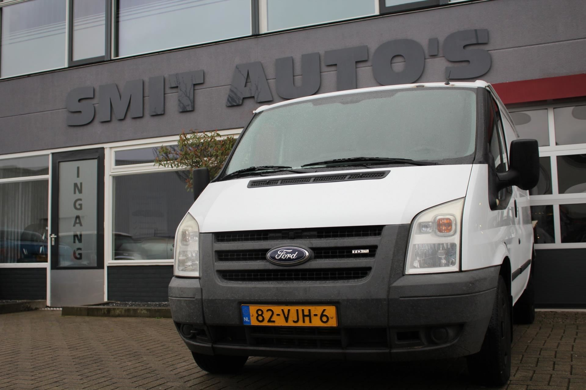 Ford Transit occasion - Smit Auto's