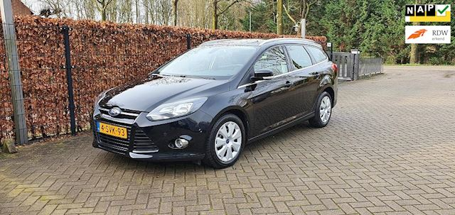 Ford Focus Wagon 1.6 TDCI ECOnetic Lease Titanium Nieuwstaat !!!!