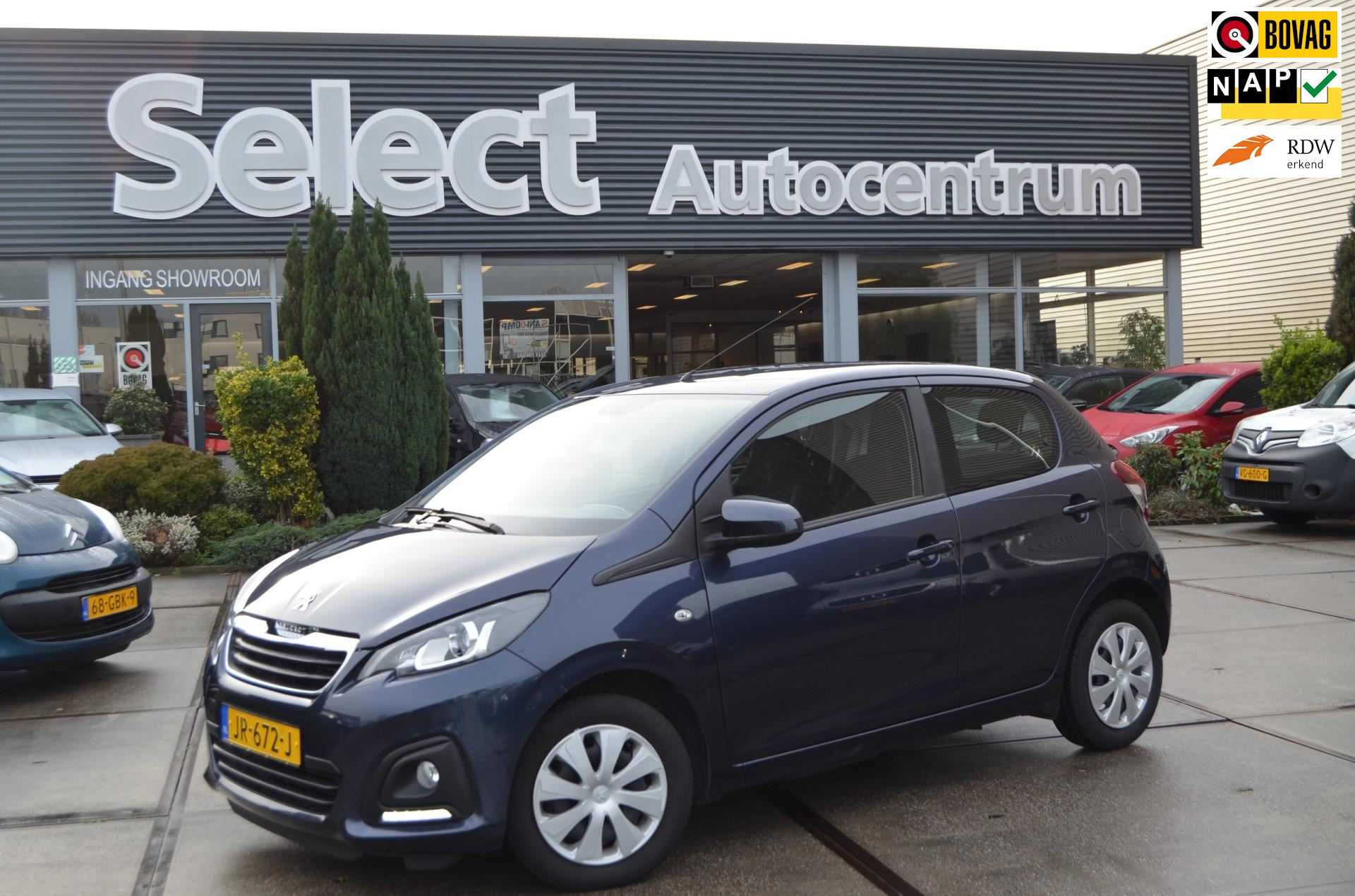 Peugeot 108 occasion - Select Autocentrum