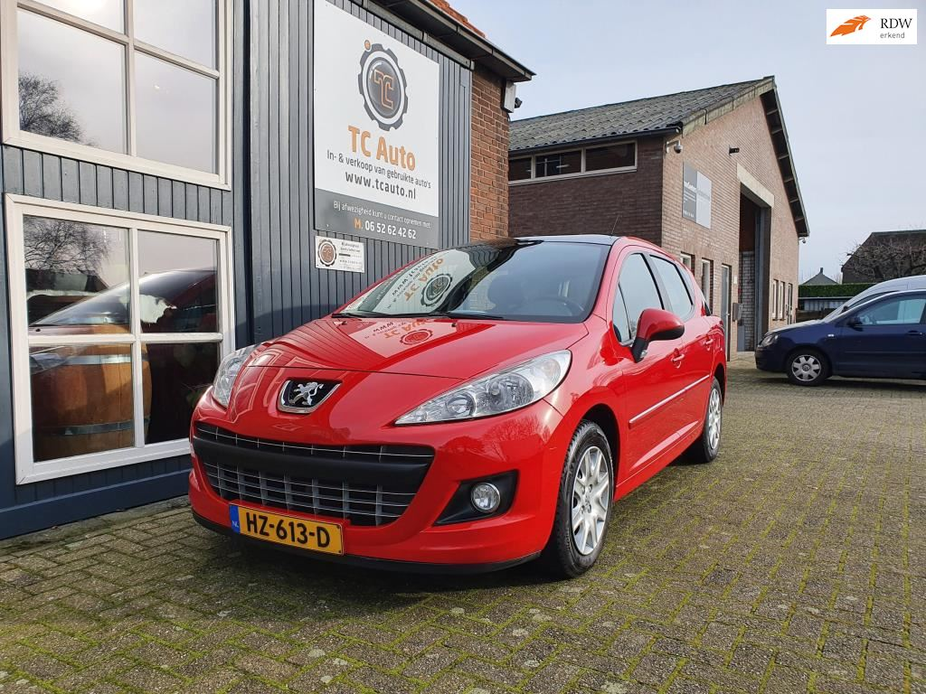 Peugeot 207 SW occasion - TC Auto