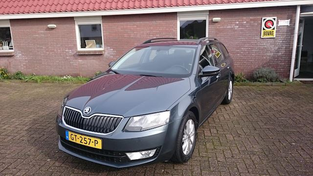 Skoda Octavia Combi 1.4 TSI Greentech Ambition Businessline Trekhaak