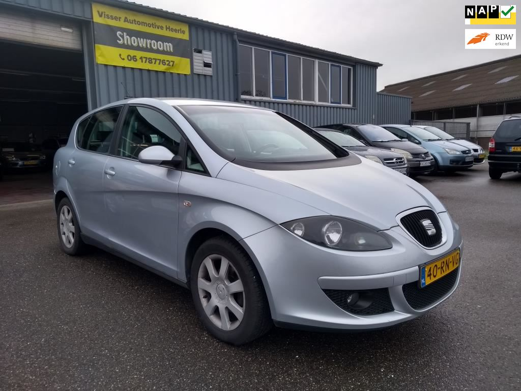 Seat Toledo occasion - Visser Automotive Heerle