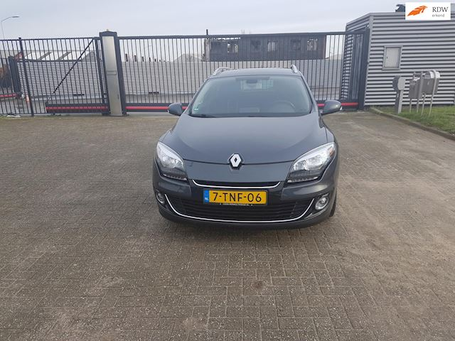Renault Mégane Estate 1.5 dCi Collection