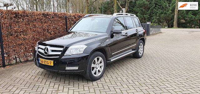 Mercedes-Benz GLK-klasse 220 CDI BlueEFFICIENCY First Edition 4-Matic