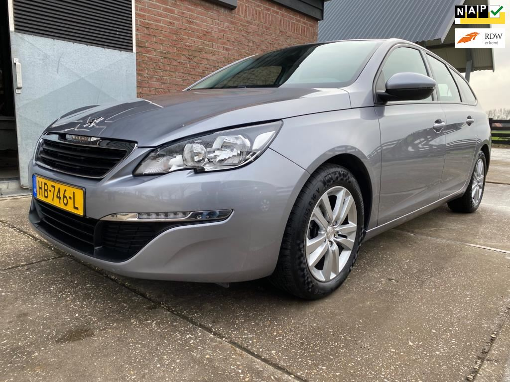 Peugeot 308 SW occasion - Fructus Auto's Bv