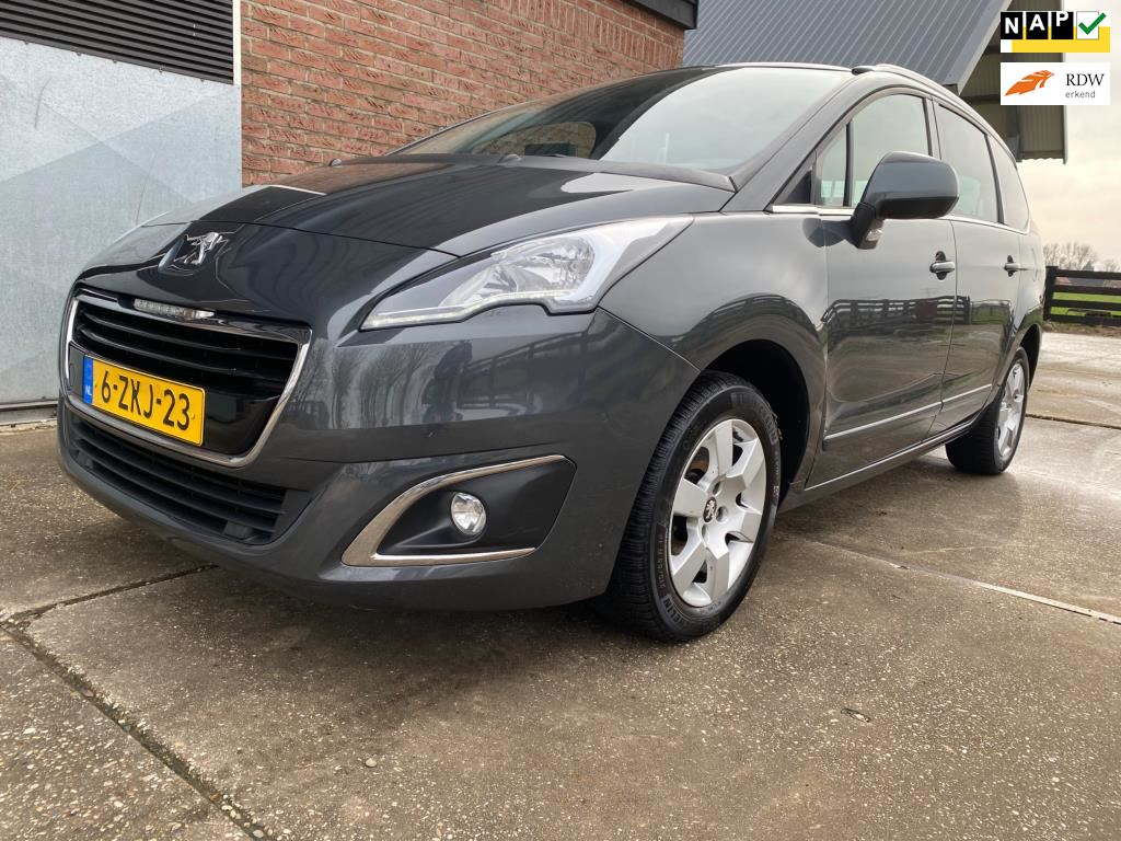 Peugeot 5008 occasion - Fructus Auto's Bv