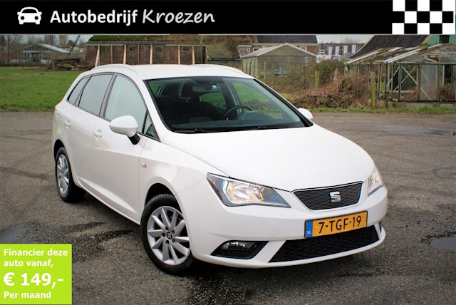 Seat Ibiza ST 1.2 TDI Businessline High * Prijs Incl BTW *