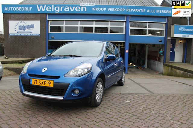 Renault Clio 1.2 Collection 1 eigenaar dealeronderhouden