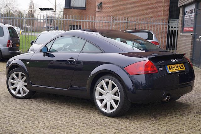 Audi TT 1.8 5V Turbo Leder StoelVerwarming Nap CruisControle