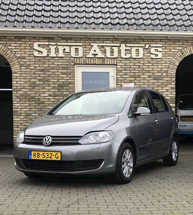 Volkswagen Golf Plus 1.6 TDI Highline BlueMotion , BJ 2011 , zeer nette auto , hoge instap
