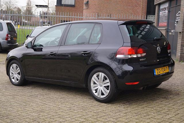 Volkswagen GOLF 1.8 Automaat Leder Xenon DCC CruisControle