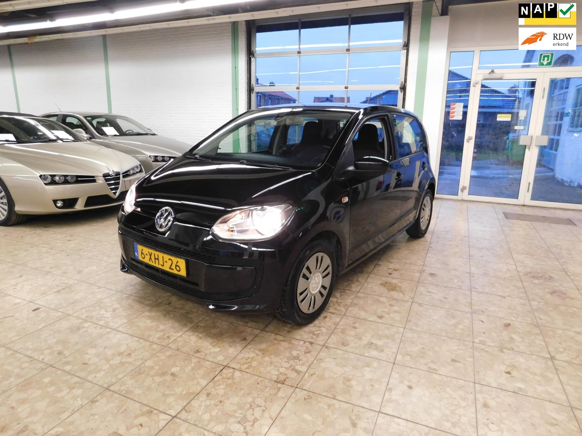 Volkswagen Up occasion - Carl's Car Services BV