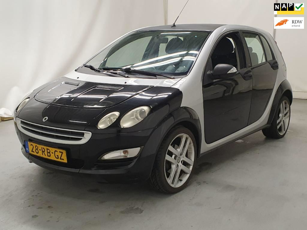 Smart Forfour occasion - Makcars