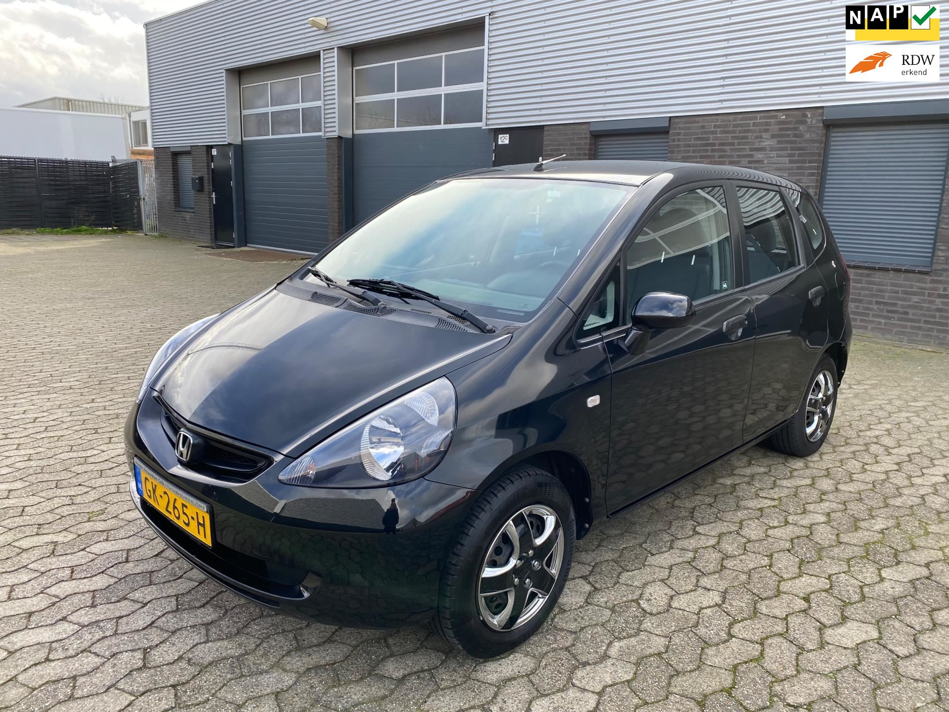 Honda Jazz occasion - City Cars Breda
