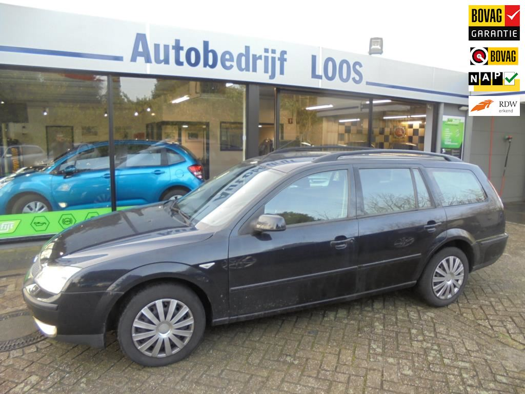 Ford Mondeo Wagon occasion - Bovag Autobedrijf Loos