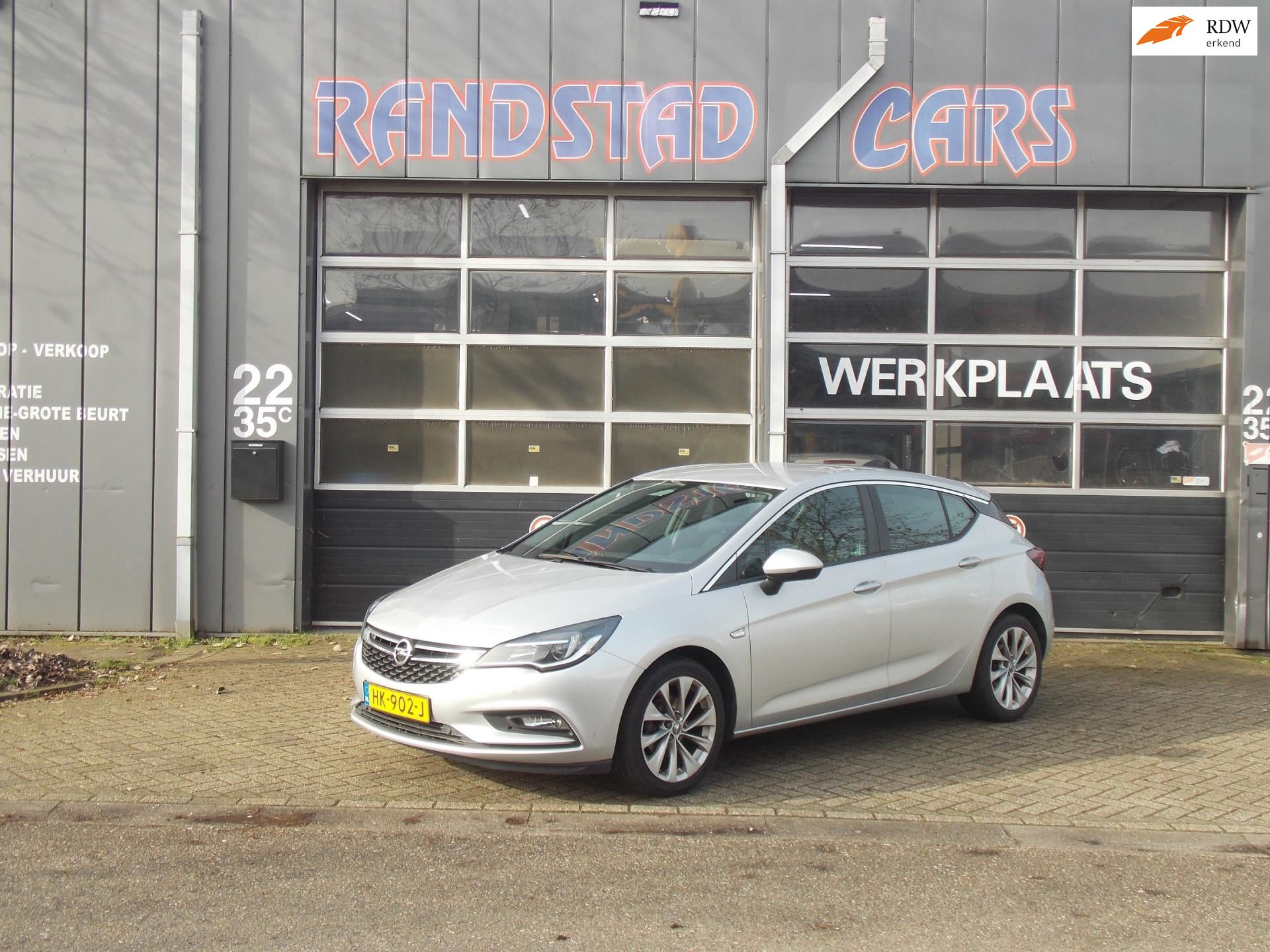 Opel Astra occasion - Randstad Cars